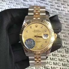 289劳力士.日志型系列.包18k黄金B3463514947008 钢带 机械男表 私人订制版真金真钻手表