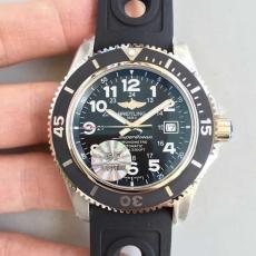 031百年灵.超级海洋系列B1316580914501 皮带 机械男表 GF