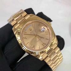 375劳力士.日志型系列 B346274947003 18K包金 钢带 机械男表真金真钻手表