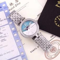 040梵克雅宝.诗意复杂功能腕表系列B280488912006 钢带 石英女表
