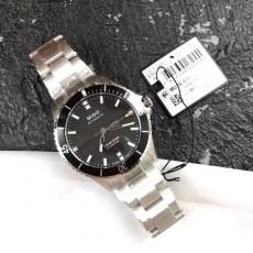 【复刻手表】052美度.领航者系列.原单正品B289457918507 钢带 机械男表
