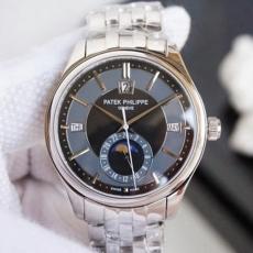 【复刻手表】453百达翡丽.超级复杂功能计时系列B3244817009J100 钢带 机械男表