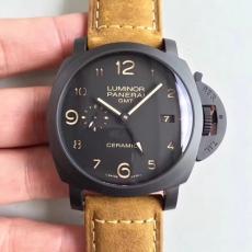 【复刻手表】145沛纳海PAM441.LUMINOR 1950系列.B131854920509 皮带 机械男表