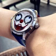 【精仿手表】009俄罗斯小丑B2598005916509 皮带 机械男表