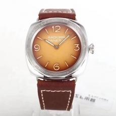 【精仿手表】248沛纳海PAM687.特别版腕表B42983559155010 皮带 机械男表 ZF