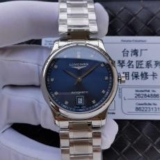 779浪琴.名匠系列.B295774915003 钢带 机械男表 台湾厂