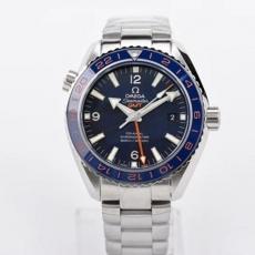 419欧米茄.海洋宇宙GMT B1317755919504 钢带 机械男表 VS